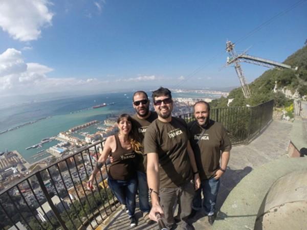 Ezequiel & cía. Gibraltar, febrero 2015