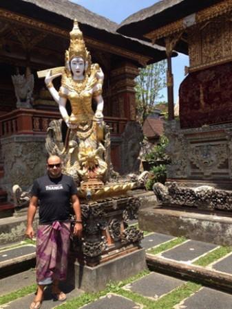 Godo. Bali, noviembre 2013