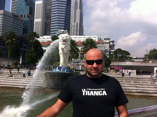 Godo. Singapur, octubre 2013