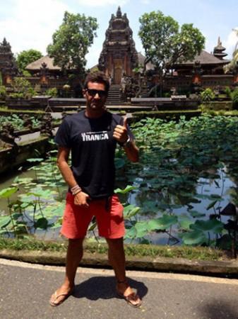 Manolo. Bali, noviembre 2013
