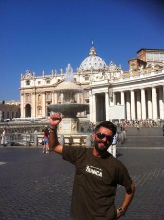Teo. El Vaticano, julio 2015