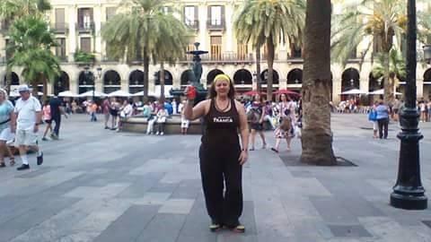 Maru. Barcelona, agosto 2015