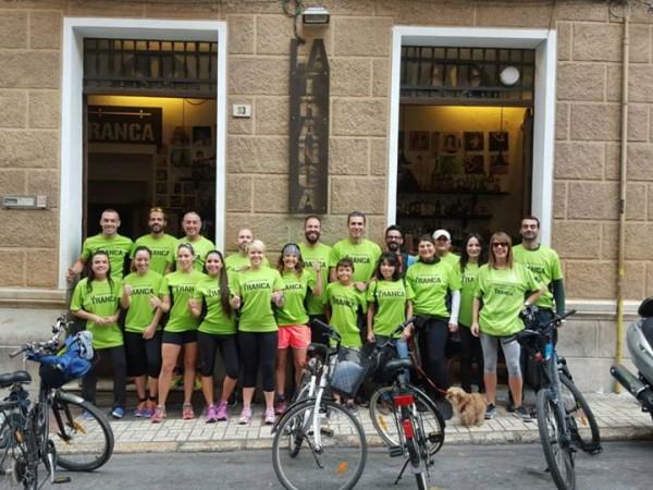 La Tranca Málaga Runners Trancosos Travesía