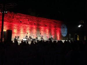La_Tranca_Málaga_flamenco_Gibralfaro