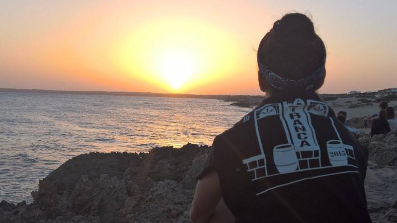 Ster en Formentera, julio 2016