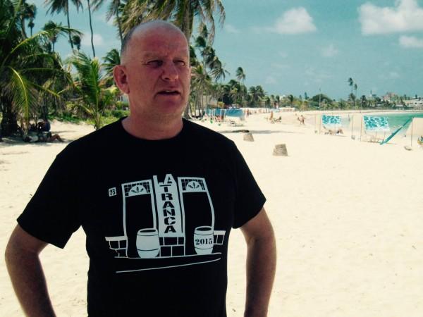 John en el Caribe colombiano, septiembre 2016
