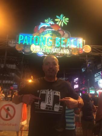 Antonio en Phuket, abril 2016