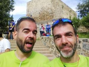 La Tranca Málaga Runners Peña Bastón Gibralfaro