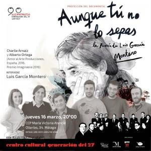 La Tranca Málaga Culturama cine poesía