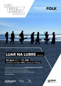 La Tranca Málaga Culturama conciertos folk luar na lubre