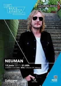 La Tranca Málaga Culturama Concierto Neuman