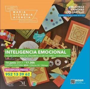 La Tranca Málaga Culturama Inteligencia emocional taller