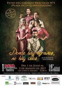 La Tranca Málaga Pata Teatro clásicos