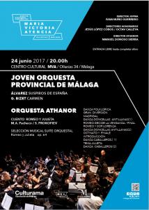 La Tranca Málaga Culturama orquesta joven