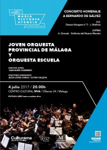 La Tranca Málaga Culturama Joven orquesta