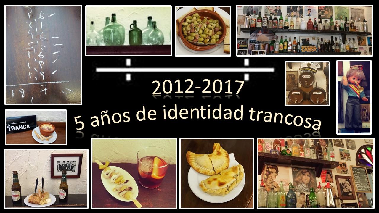 La Tranca Málaga V aniversario