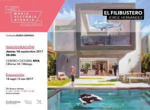 Culturama Málaga La Tranca arte exposición