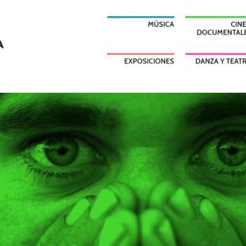 Culturama > nueva programación, nueva web