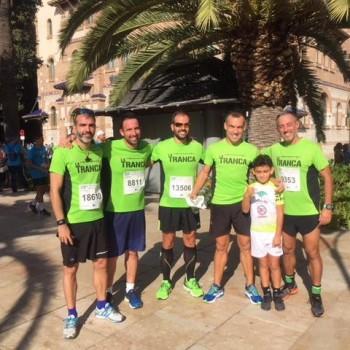 Arranca temporada de runners trancos@s con la Urbana Ciudad de Málaga