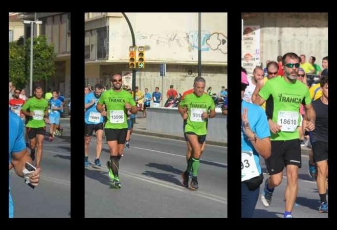 La Tranca Málaga Runners Trancosos Urbana Ciudad de Málaga 2017
