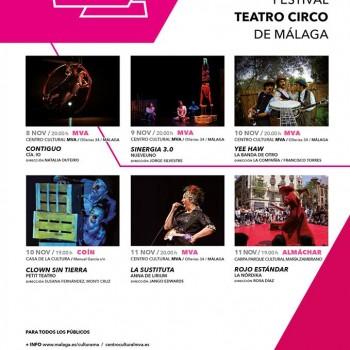 Culturama > festival teatro-circo, CIRKORAMA, 8-11 nov