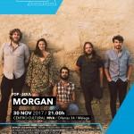 La Tranca Málaga Culturama concierto música Morgan