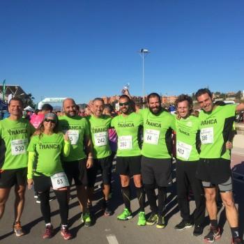 Runners trancos@s ready por la Educación