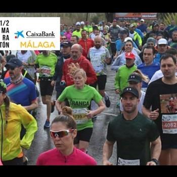 La Tranca, un año más, en la Media Maratón de Málaga